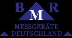 BMR – Messgeräte Logo